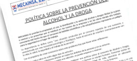 See Drug and Alcohol Policy
